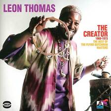 Leon Thomas - The Creator 1969-1973: The Best Of The Flying Dutchman Masters (CD