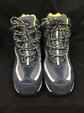 LL Bean Women's Blue Primaloft Ankle  Snow/Hiking Boots Sz 8 1/2 w 258269