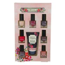 Nail Polish & Hand Cream Manicure Gift Set Neutral Varnish Shade Body Collection