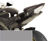 2008-2015 Yamaha R6 Hotbodies ABS Undertail with LED Signals - Silver Gray 2009