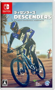 Descenders Nintendo Switch Japanese/English/French/Spanish/Other Tracking NEW