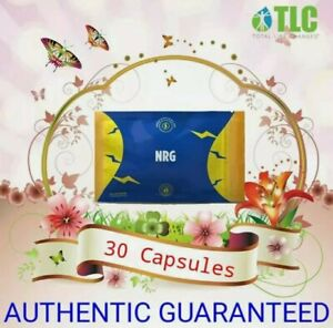 🚀Raw Energy🚀 TLC Iaso NRG Weight Loss /Energy Focus 30 Capsule-1 Month Supply)