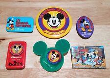 Disneyana First Convention Buttons
