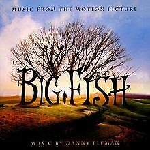 Big Fish-Music from the Motion Picture von Original Motion... | CD | Zustand gut