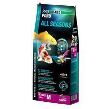 JBL ProPond All Seasons M, Ganzjahresfutter für Koi und Teichfische - 5,8 kg