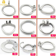 Stainless Steel Accessories Extra Ring for Chastity Cages