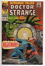 STRANGE TALES  164    STERANKO ART      DR STRANGE