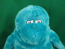 ONE TWO THREE 1 2 3 FISH BLUE BIG WALRUS DR. SEUSS BOOK PLUSH STUFFED STORY TIME