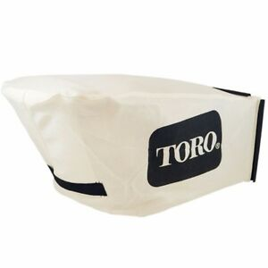 NEW GENUINE OEM TORO PART # 115-4673 GRASS BAG ONLY FOR TORO RECYCLER MOWERS
