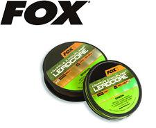 Lead core Fox adaptive camouflage 45lb 25m green