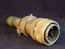 CANNON 14 PIN FEMALE Electrical connector MS3106B20-16P(C) Strain relief 18820-8