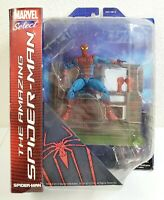 2012 Diamond Select Marvel Select The Amazing Spider-Man: Spider-Man Figure