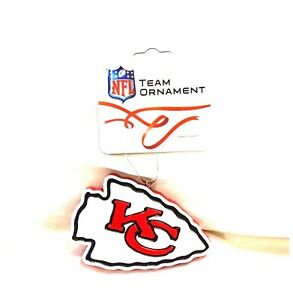 NFL Kansas City Chiefs Logo Resin Ornament from Forever Collectibles