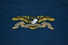 Anti Hero Skateboards Classic Eagle Logo T Shirt Small Navy Blue Skater Nice SK8