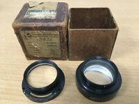 Rank Taylor Hobson 8 1/4 Inch f/4.5 Xerox Large Format Camera Lens Boxed