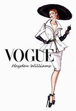 VOGUE PRINTS 20- VOGUE COVER FASHION ART PRINTS FOR HOME DECOR GIFT