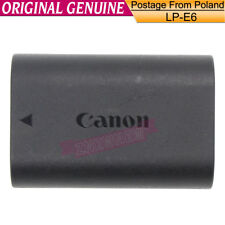 Genuine Original Canon LP-E6 Battery for EOS 5D III EOS 7D, EOS 60D 70D LC-E6E