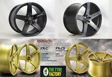 "20"" Simmons FR Concave Wheels Ford Falcon BA BF FG Holden Commodore VY VZ VE VF"