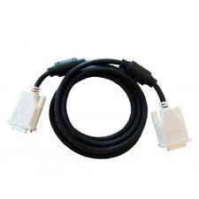 DVI-D naar DVI-D kabel - 2 meter zwart