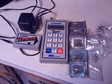 COAX CABLE TESTER COMTEST M-TRADE CABLE SCANNER AND FITTINGS CLEAN