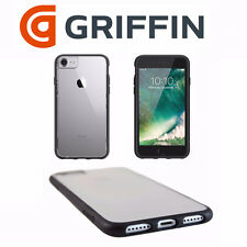 Genuine Griffin Reveal Case Cover for Apple iPhone 7/6s/6 - Black/Clear
