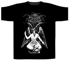 Darkthrone - Black Death Beyond T-SHIRT L Immortal Ulver Enslaved Satyricon