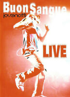 DVD Jovanotti ‎– Buon Sangue Live eu 2006 Sealed