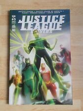JUSTICE LEAGUE UNIVERS 5 DC COMICS URBAN COMICS