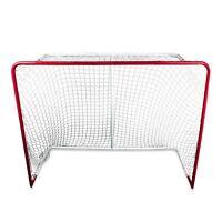 """Proguard Ice Hockey 7900 Street Hockey Goal 54""""X44"""" Heavy Duty Mesh Net 1"""" Pipes"""