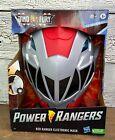 Power Rangers - Dino Fury - Hasbro Red Ranger Electronic Mask NEW/BOX   E22 For Sale