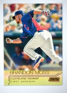 2015 Stadium Club Gold #7 Brandon Moss - NM-MT