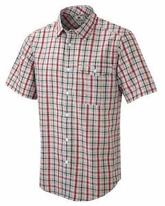 Craghoppers Mens Grady Short Sleeve Quick Dry Lightweight Shirt