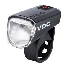 VDO Vélo Feu avant Eco Light M30 40010 Lumière de Vélo 30 Lux 50 M Lampe Vélo