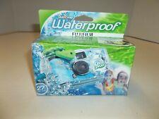 Fujifilm QuickSnap Waterproof 800 35mm Disposable Camera 09-2018