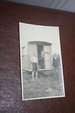 CARAVAN FUN  THE 30S MAN CAVE SHEPHERDS HUT INSPIRATION ETC ANTIQUE PHOTO