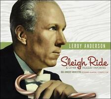 Leroy Anderson: Sleigh Ride & Other Holiday Favorites, New Music