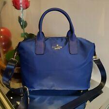 Kate Spade Lyla Plain Crossbody Bag  - Blue