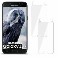 2x Display Schutz für Samsung Galaxy J5 2017 Schutzfolie Neu Klar Display Folie
