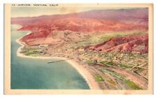 Airview, Ventura, CA Postcard *5Q(2)4