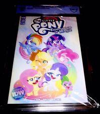 My Little Pony Friendship is Magic #1 SDCC 2020 Exclusive CBCS 9.8 Ltd To 300