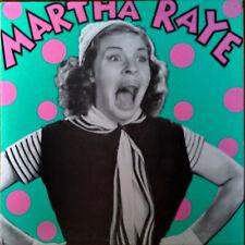 MARTHA RAYE - SELF TITLED - LEGENDS LBL - 2 LP SET - TV & MOVIE TUNES