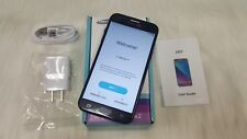 New Openbox Samsung Galaxy J3 Express Prime 2 J327A 16GB Black GSM Unlocked