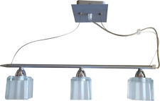 Orlight Moderno Sospeso Soffitto Barra Luce Montaggio Chrome 3 VIE G9 Spot Lampada A LED