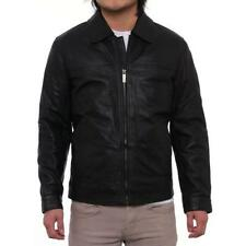 Leather Basic Jackets for Men