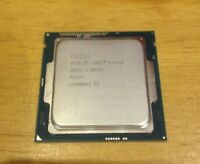 Intel i5 4590 3.3GHz / 3.7Ghz turbo SR1QJ Quad Core CPU Chip Socket LGA1150