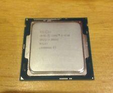 Intel i5 4590 3.3GHz (3.7Ghz Turbo) SR1QJ Cuatro núcleos CPU Socket LGA1150-en muy buena condición