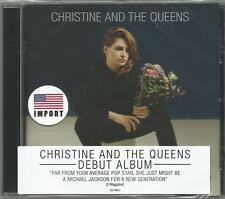 CHRISTINE AND THE QUEENS 1ST ALBUM US EDITION
