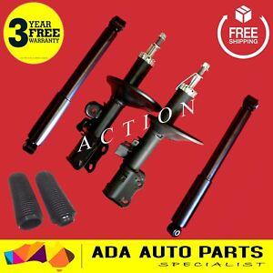 Front & Rear Struts Mazda 3 BK Series Sedan & Hatch Gas Shock Absorbers 2004-