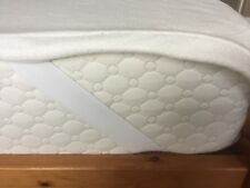 John Lewis Double Bed Mattress Protector / Topper Cover - Water Resistant