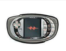 "Original Nokia N-gage QD Game CellPhone 2.1"" Bluetooth Multilingual GSM 900/1800"
